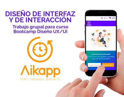 Diseño de interfaces e interacciones en Bootcamp UX/UI