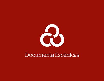 Visual & Corporate identity - Documenta Escénicas