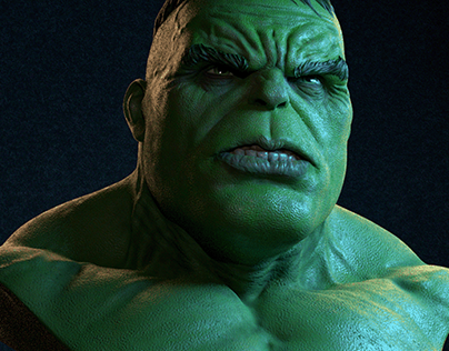 The Hulk - Collectible Bust