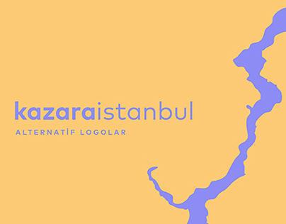 Kazara İstanbul // Alternatif Semt Logoları