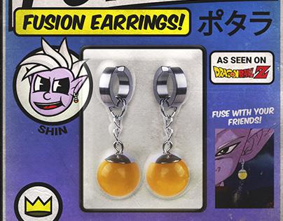Potaras! Fusion Earrings