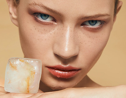 Beauty editorial - Verena Mandragora