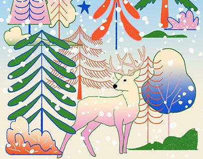 Animated Christmas Cards | GIFs