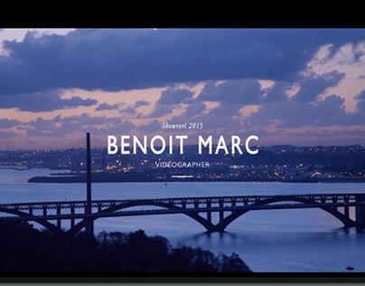 SHOWREEL 2015 - BENOIT MARC