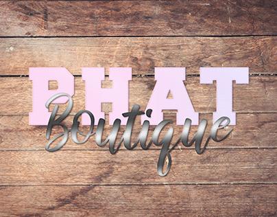 Phat Boutique Branding