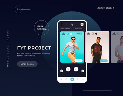 Fashion Mobile Project