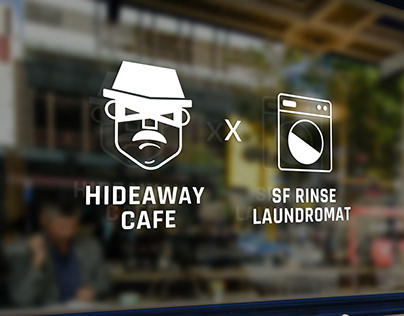 Hideaway Cafe & SF Rinse Laundromat