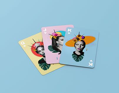 POP Divas - Playing Cards