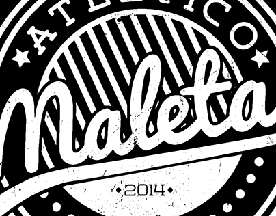 Logo Atlético Maletas
