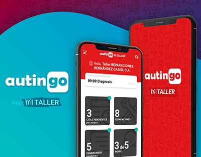 "[ APP Design ] ""MiTaller"" de Autingo"
