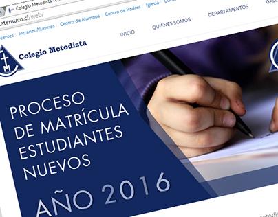 Colegio Metodista Temuco