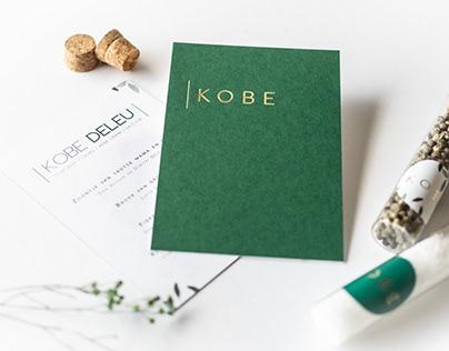 Geboortekaart Kobe