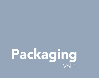 Packages Design Collection 2016