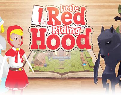 AR Little Red Riding Hood