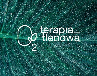 O2 Terapia Tlenowa | BRAND IDENTITY