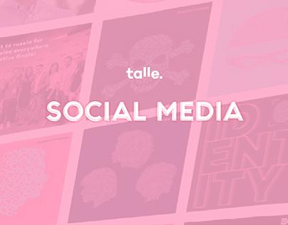 Social Media (TALLE)