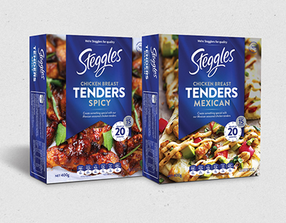 Chicken Packaging Refresh