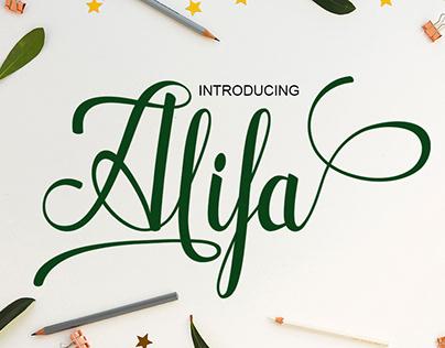 Alifa Script