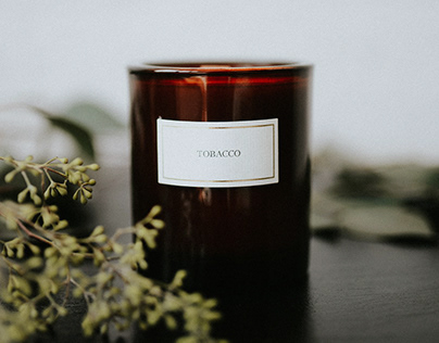 Holiday and Signature Candle Design