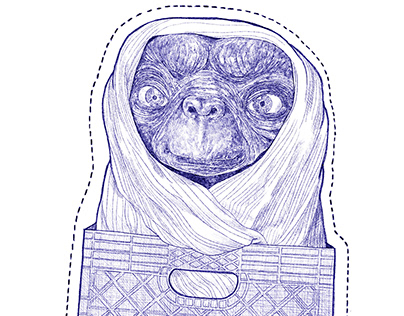 ET Stickers Collection