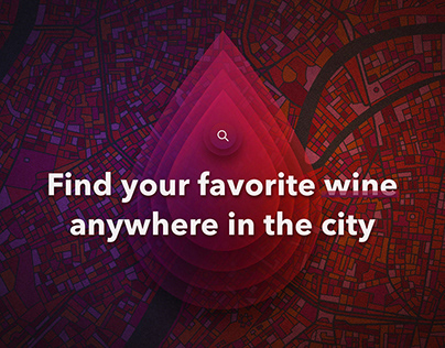 Moscowine Landing Page