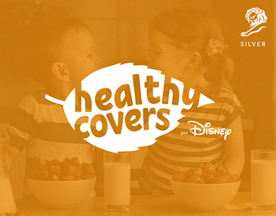 YOUNG LIONS CYBER 2018 SILVER · HEALTHY COVERS