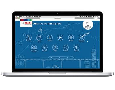 Bosch DNA Website