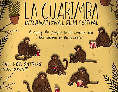 2016 La Guarimba International Film Festival Poster