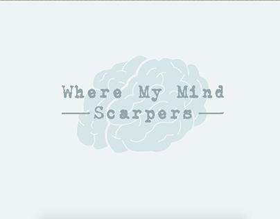 Where My Mind Scarpers Website