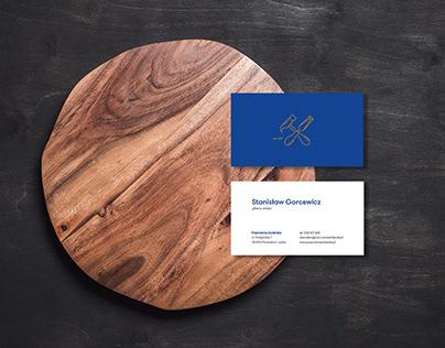 Carpentry workshop | Branding