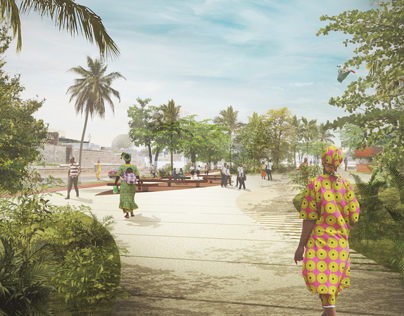 Libreville Waterfront