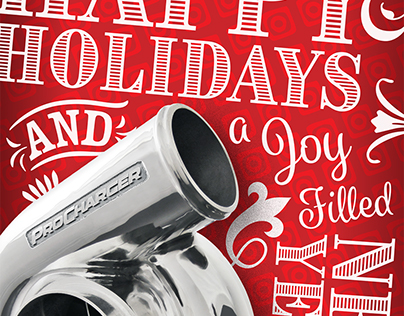 ProCharger Holiday Card