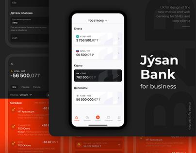 Jysan Business bank