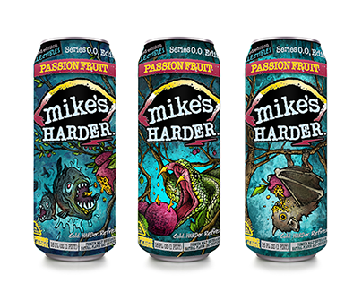 MIKES  HARDER - Can Design Contest Entries