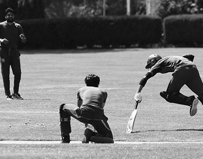 U Vic Cricket Aug 2020