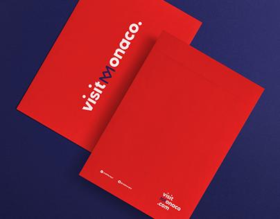 Monaco Government Tourist - Brand Proposal