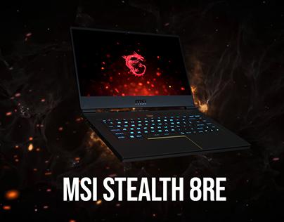 MSI Stealth Trailer