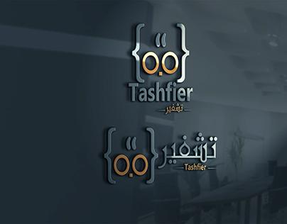 LOGO TASHFIER تشفير