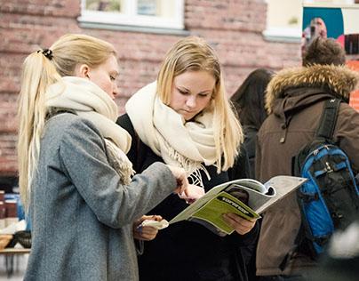 UCN Volunteer Expo, 02.03.16, Aalborg