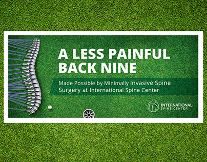 Spine Surgery Advertisement