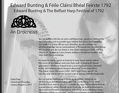 Music Final: Belfast Harp Festival