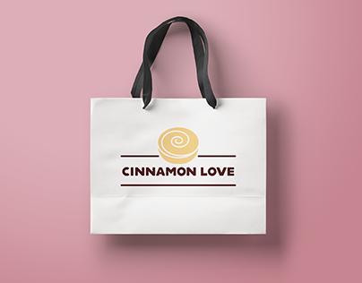 Cinnamon Love Branding
