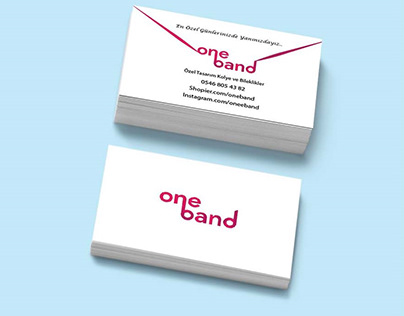 OneBand Business card