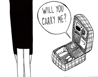 Will you carry me?