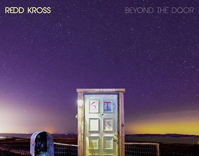 Redd Kross Beyond the Door LP/CD packaging design
