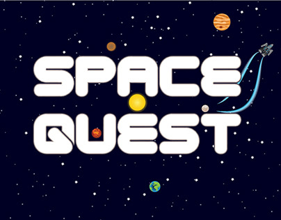 Gamification space quest
