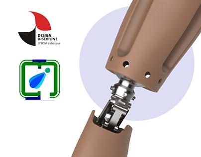 Low Cost Prosthetics Socket Design