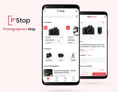 Photographer's Stop