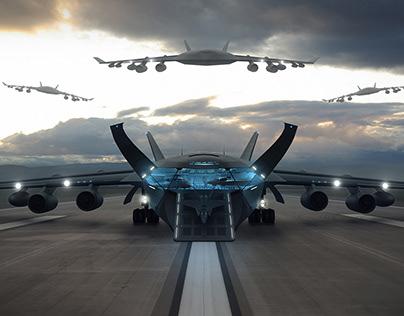 Cargo plane concept