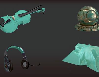 3DArt -Digital Art Scenes -CGI. Part 2